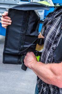 """side adjustment belts (33"""" to 50"""")"""