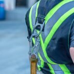 safety harness accessibility